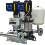 Booster pumps with inverter technology